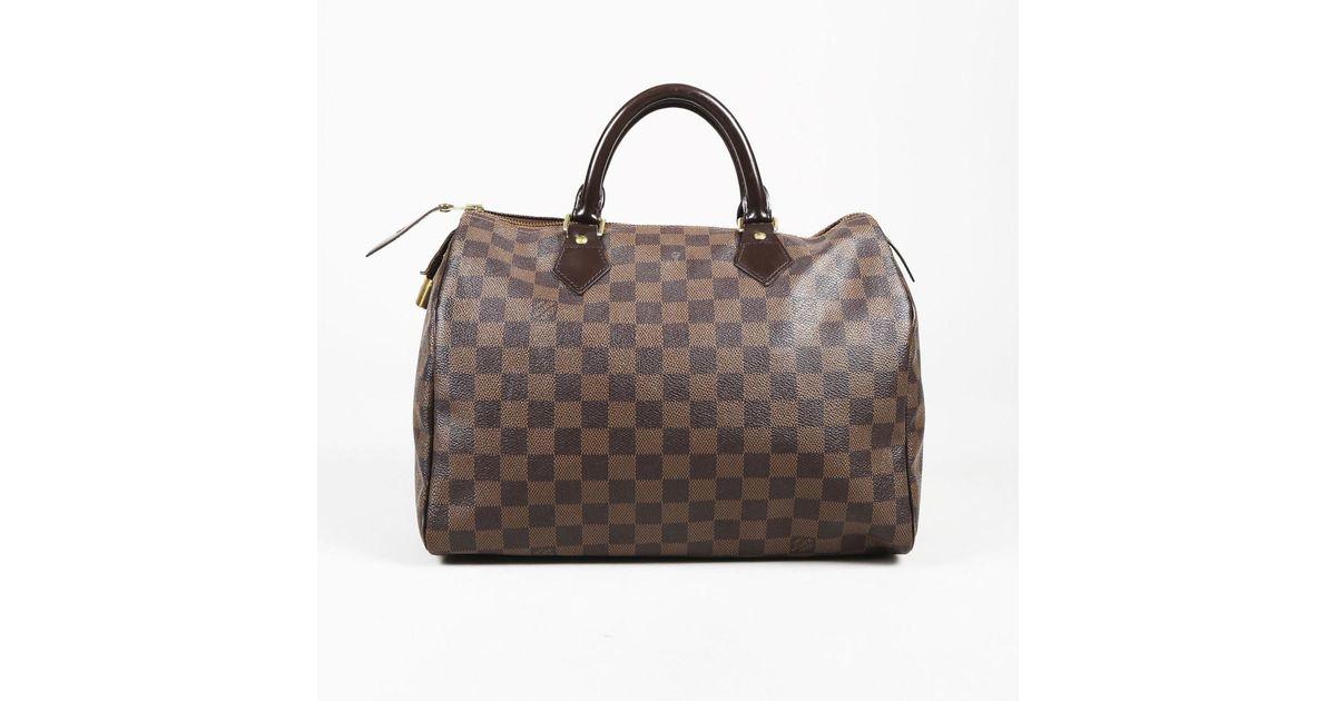 93454390e4c2 Lyst - Louis Vuitton Brown