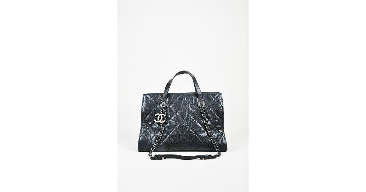 3fe81e2f9ab6 Chanel 1 Black Quilted