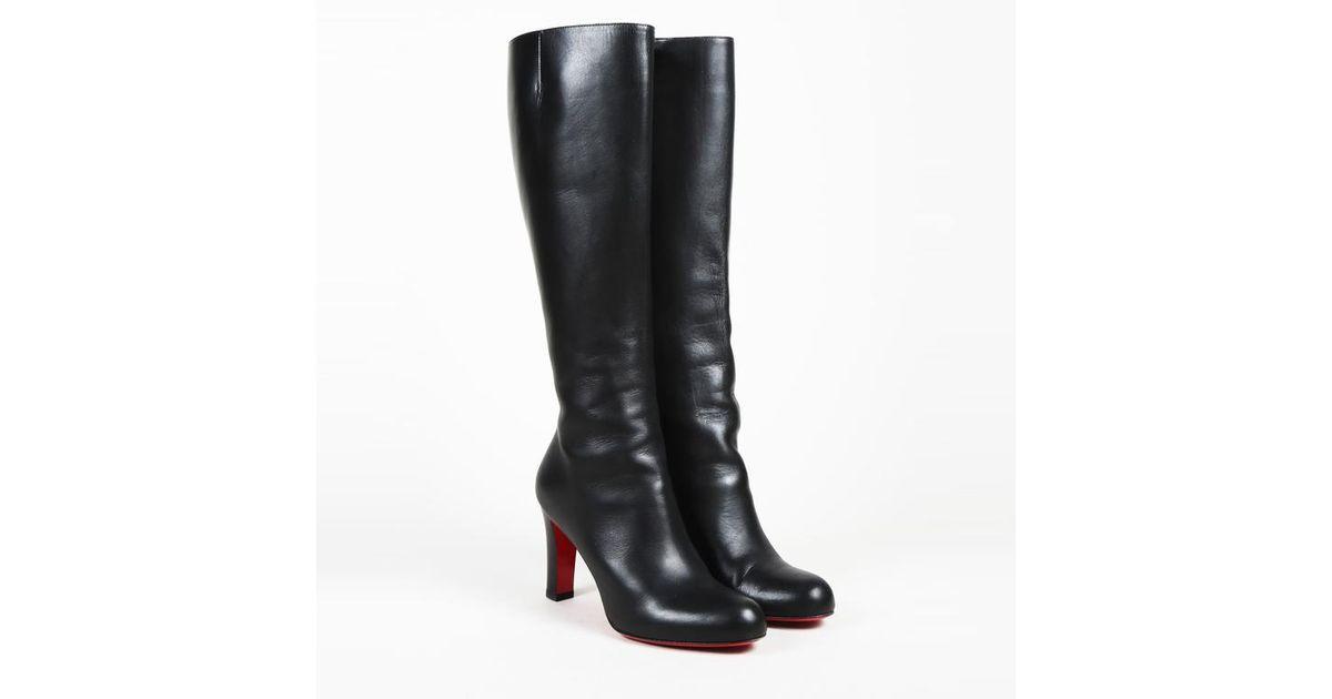 sports shoes bd429 e390a Christian Louboutin - Black
