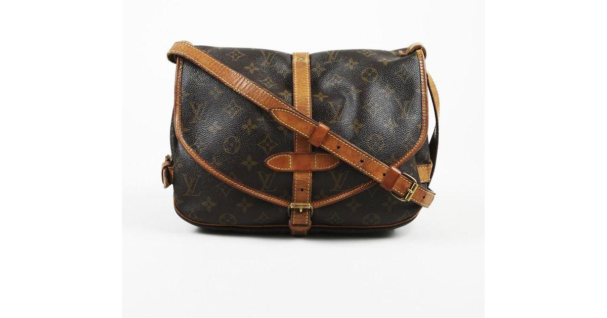c6575472cbfb Lyst - Louis Vuitton Vintage