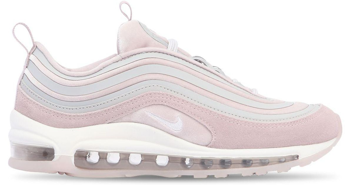 38370281498a Lyst - Nike Air Max 97 Ultra Lux Sneakers in Pink