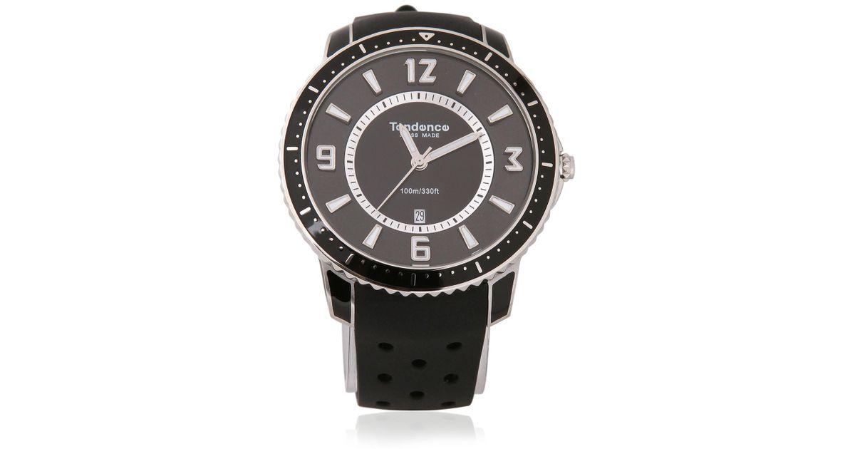 97130aa9ecaa Lyst - Reloj Slim Sport Tendence de hombre de color Negro