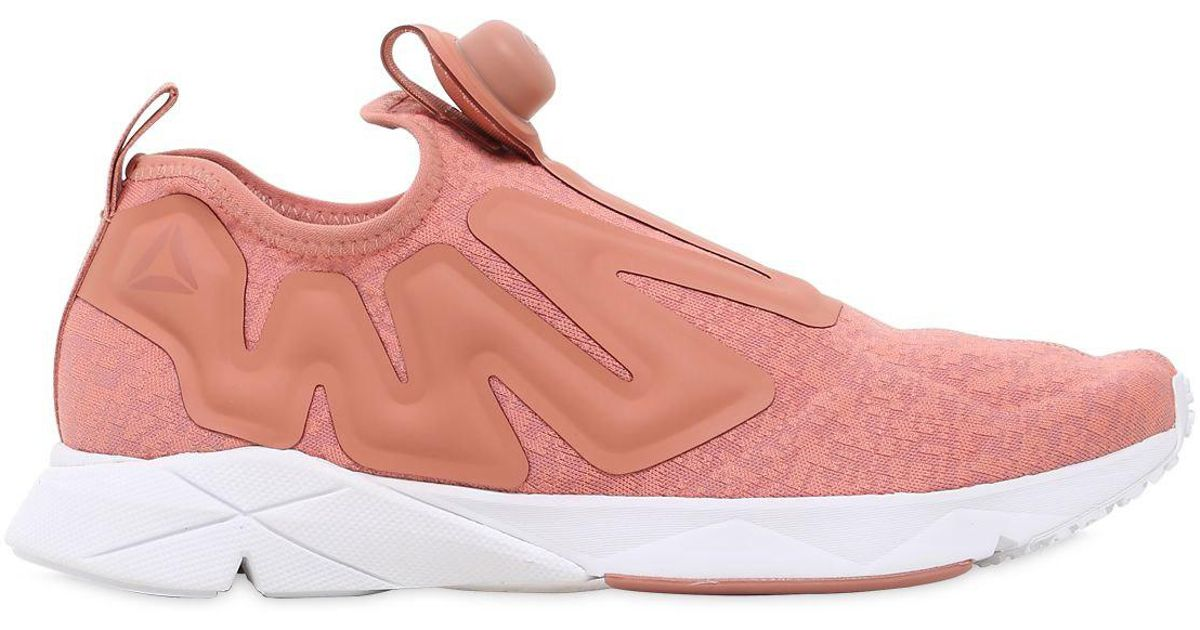 Lyst - Reebok Pump Supreme Guerrilla Sneakers in Pink for Men - Save 65% ffa3989468