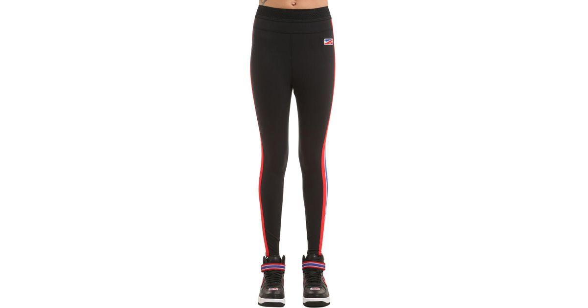 Lab Lyst Riccardo Nike Leggings In Black Tisci 501OpTSq1