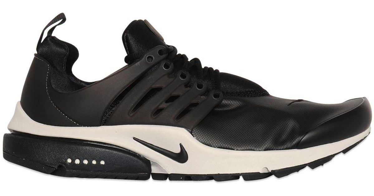 64a066acc4e6 Lyst - Nike Air Presto Utility Waterproof Sneakers in Black for Men
