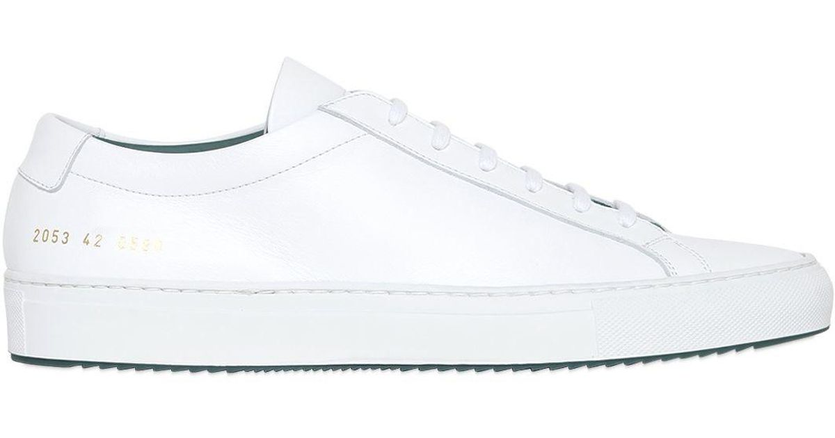 a340ad2480b53 Lyst - Common Projects Achilles Super Sneakers in White for Men