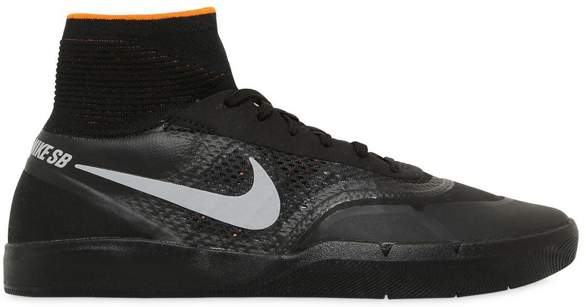 wholesale dealer be87e eac87 Lyst - Nike Sb Koston 3 Hyperfeel Xt Sneakers in Black for M