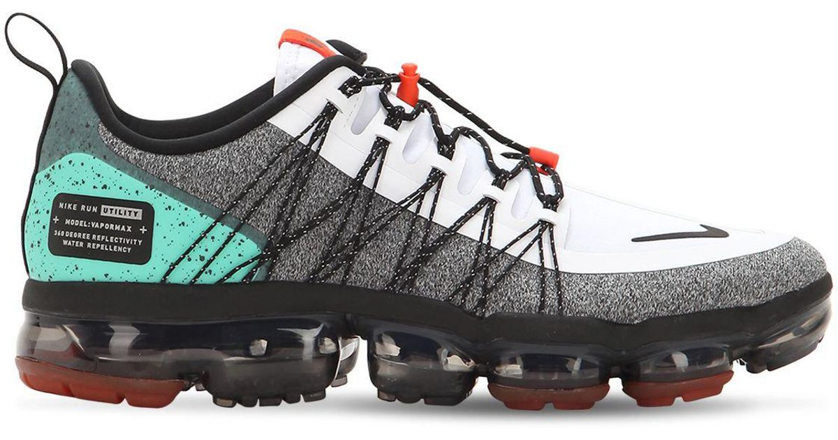 62b2ab5a9 Nike Air Vapormax Run Utility Nrg Sneakers in Black for Men - Lyst