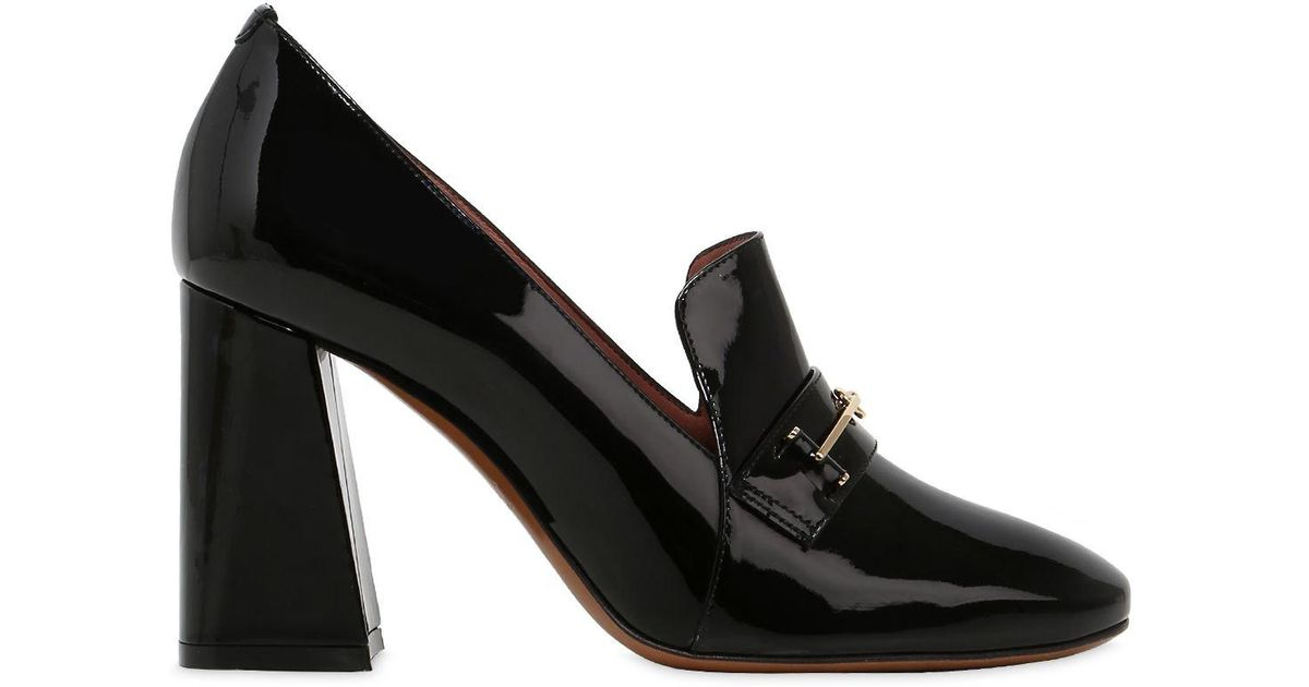 Bally 85MM CARNABY LISINA PATENT LEATHER PUMPS KGY6NAK4