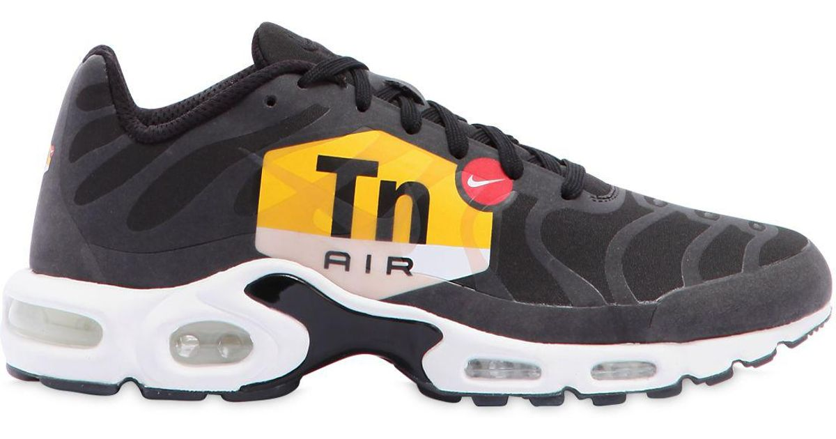 5c8212d53d Nike Air Max Plus Ns Gpx Sp Sneakers in Black for Men - Lyst