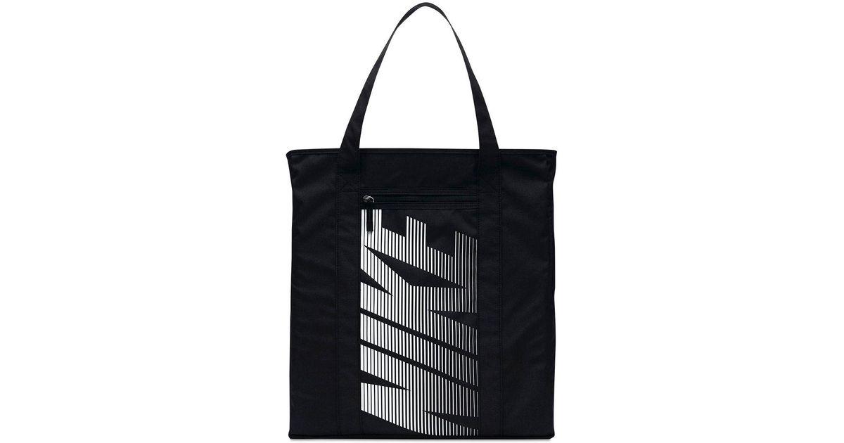 95d0e62fa3 Nike - Black Gym Training Tote Bag - Lyst