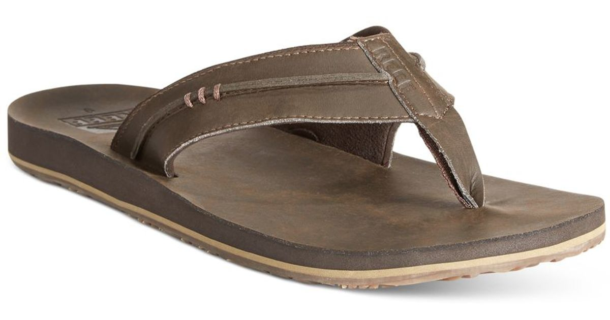 3f01abe8a8d1 Lyst - Reef Marbea Sl Tan Sandals in Brown for Men