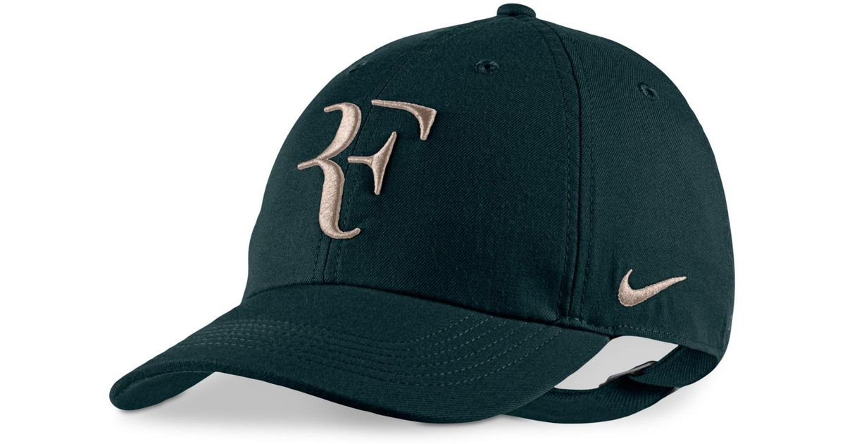687403c6d5d57 Lyst - Nike Court Federer Tennis Hat in Blue for Men