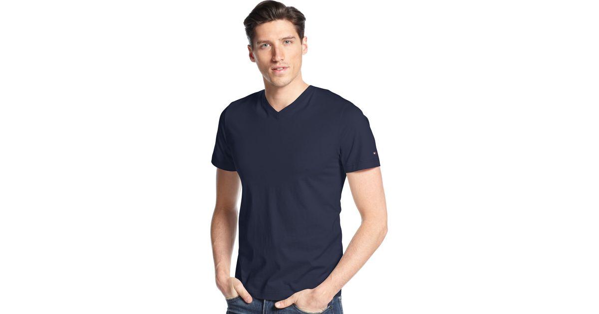 Mens Big And Tall V Neck T Shirts