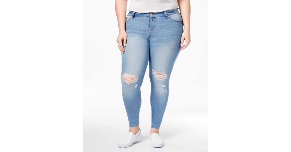 Celebrity Pink - Colored Wash Skinny Jeans - Plus - eBay