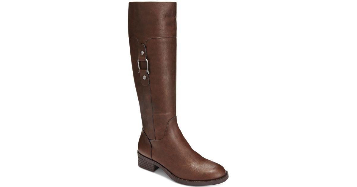 style co astarie boots only at macy s in brown