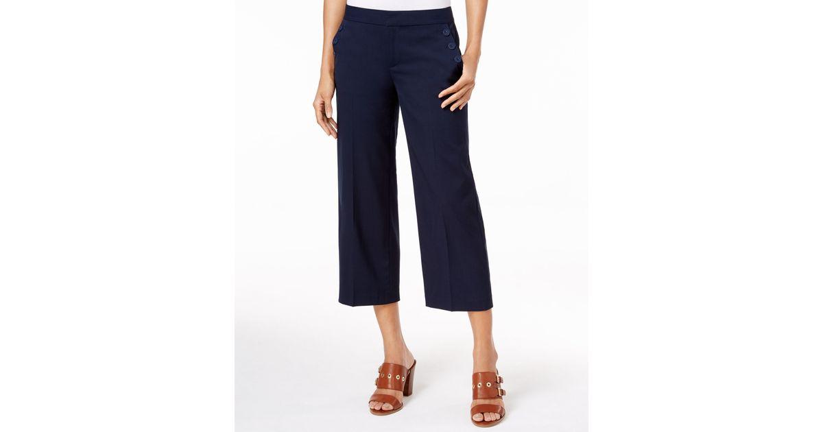 Creative Tommy Hilfiger Plaid Cropped Pants  Pants Amp Capris  Women  Macy39s