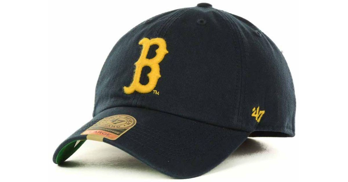 low priced c3d50 cdbc5 47 Brand Ucla Bruins Franchise Cap in Blue for Men - Lyst