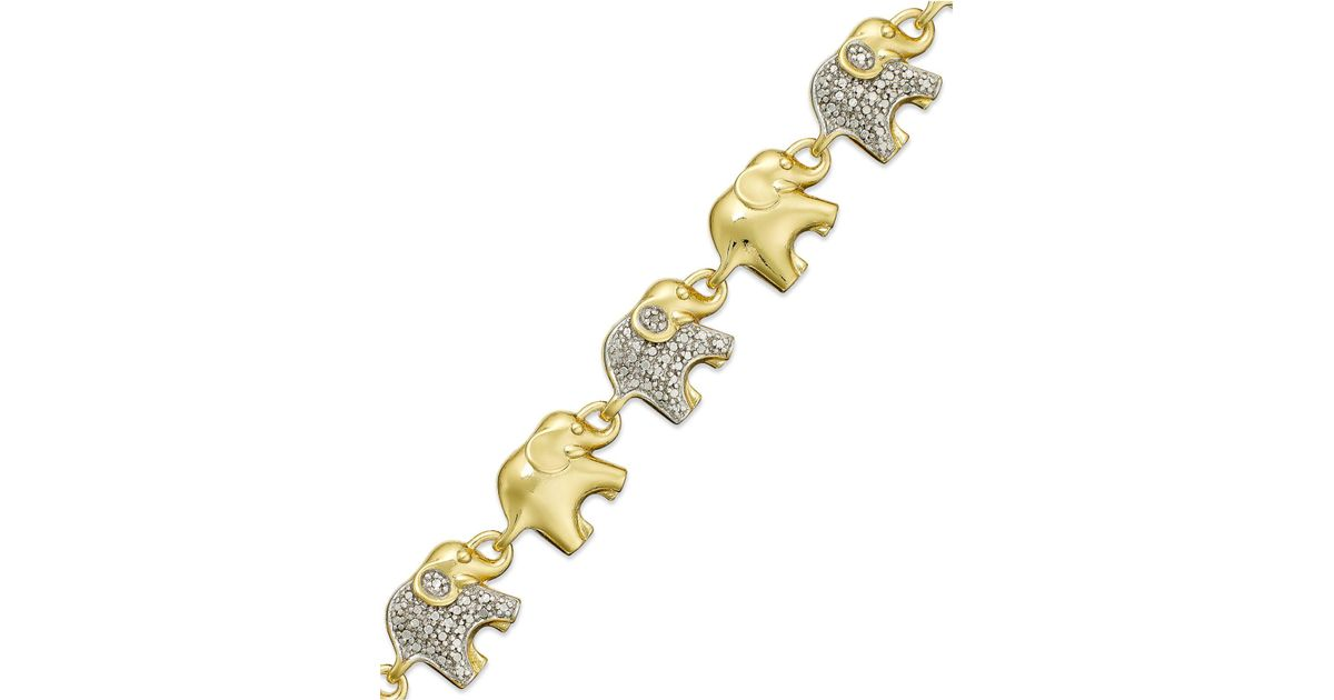 bracelet jewelry products charm panache exclusive elephant the
