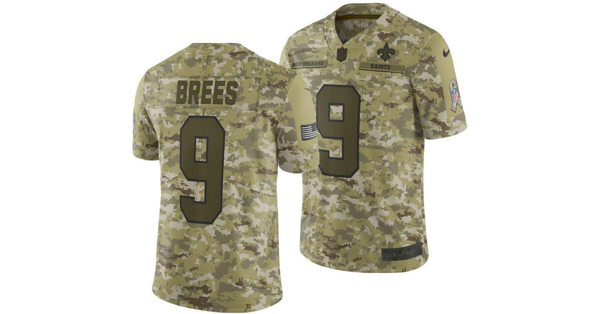uk availability b7713 4fc28 new orleans saints salute to service jersey