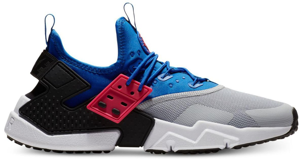 the latest c296a 7a077 Nike - Multicolor Air Huarache Run Drift Casual Sneakers From Finish Line  for Men - Lyst