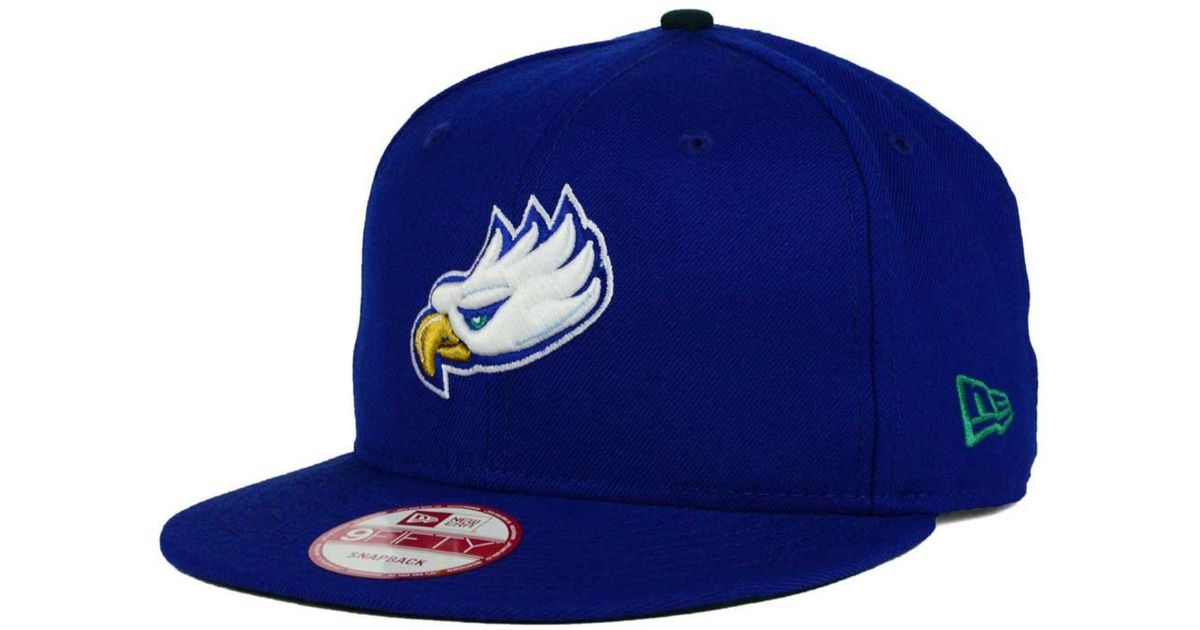 info for 52929 55f06 KTZ Florida Gulf Coast Eagles Core 9fifty Snapback Cap in Blue for Men -  Lyst
