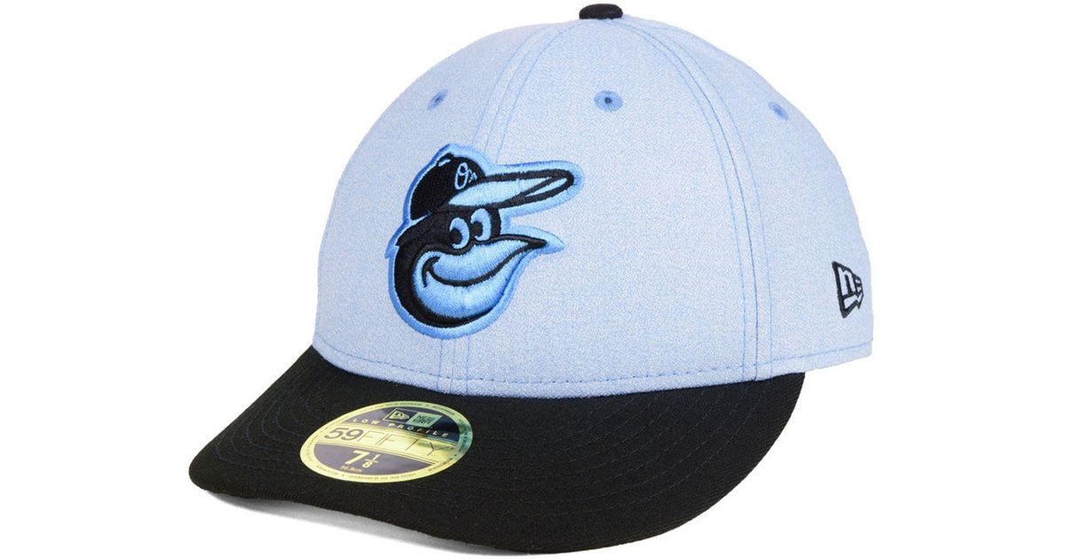 competitive price 5c62b e1533 Lyst - KTZ Baltimore Orioles Father s Day Low Profile 59fifty Cap in Blue  for Men