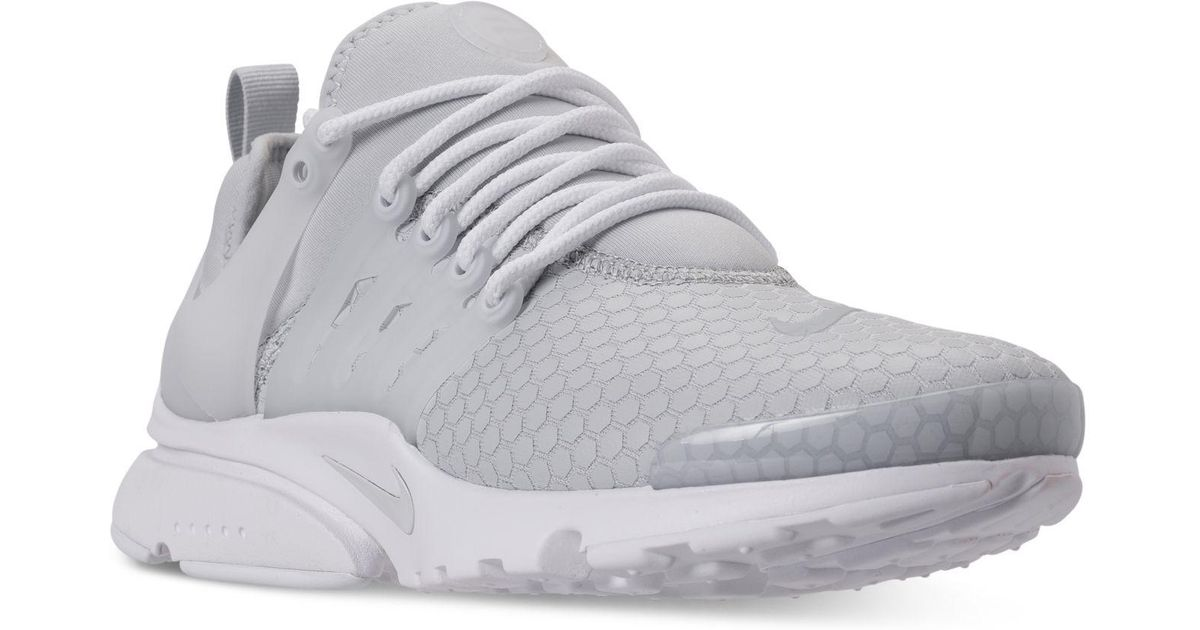 02f4864a3fc Lyst - Nike Men s Air Presto Ultra Se Running Sneakers From Finish Line in  White for Men