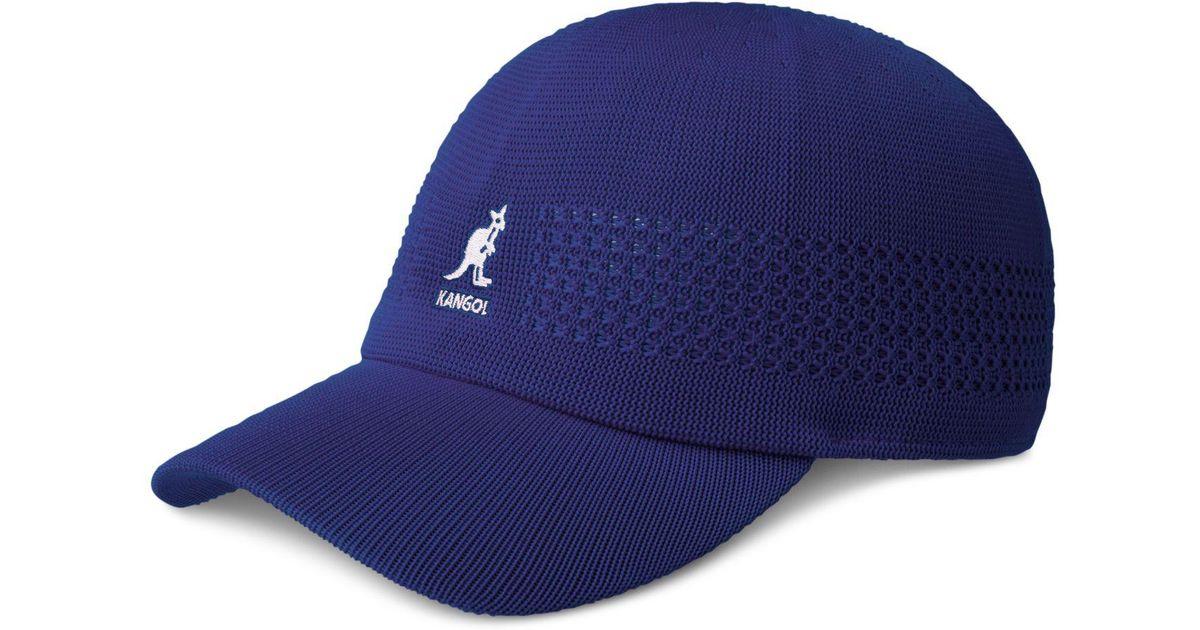 Lyst - Kangol Men s Tropic Ventair Spacecap in Blue for Men feb2b996d62a