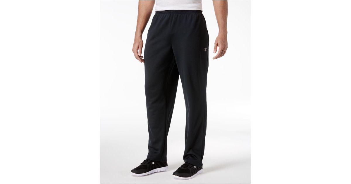 ab465b1e61ef Lyst - Champion Men s Vapor® Select Training Pants in Black for Men