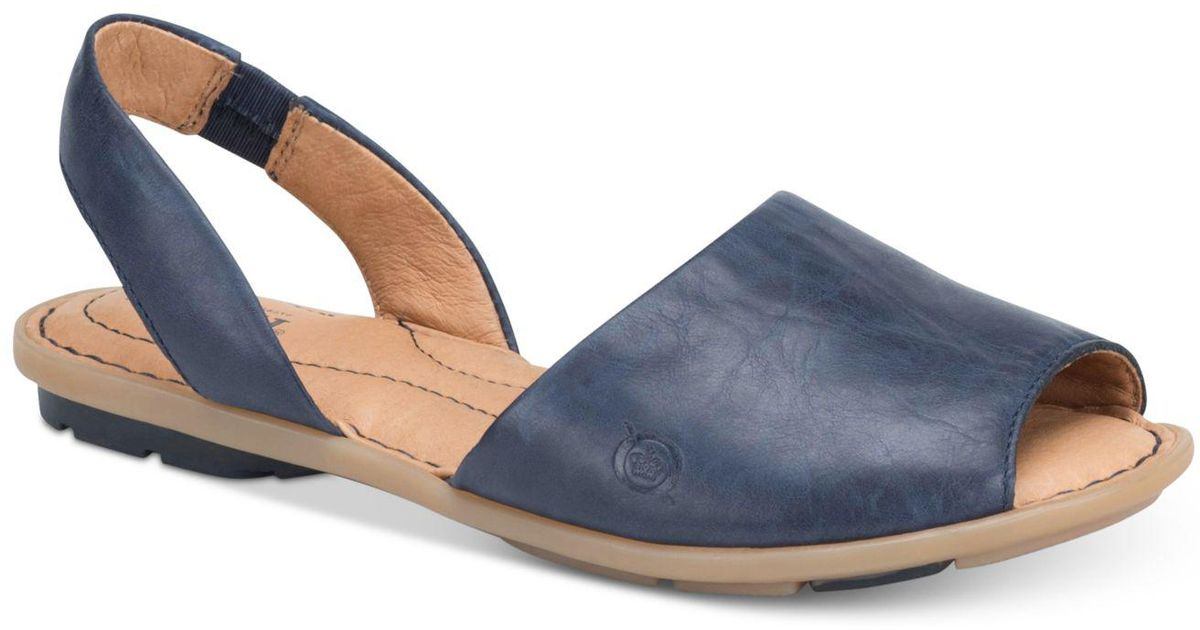 Trang Leather Sandals