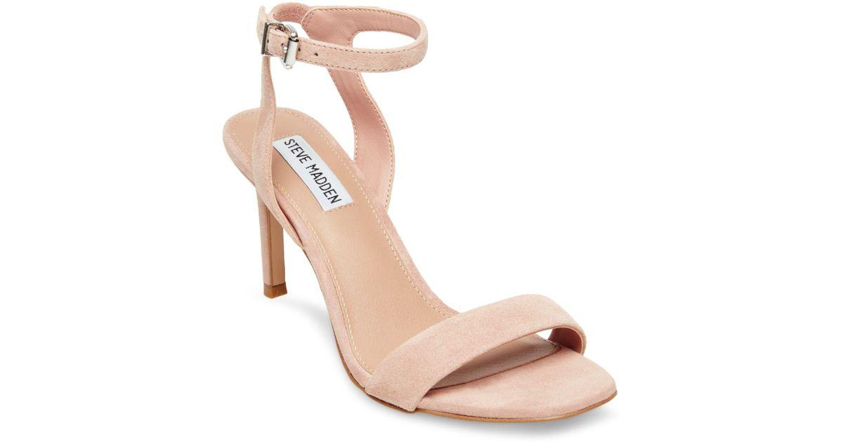 Steve MaddenFAITH - High heeled sandals - dark blush nWDHy6gh