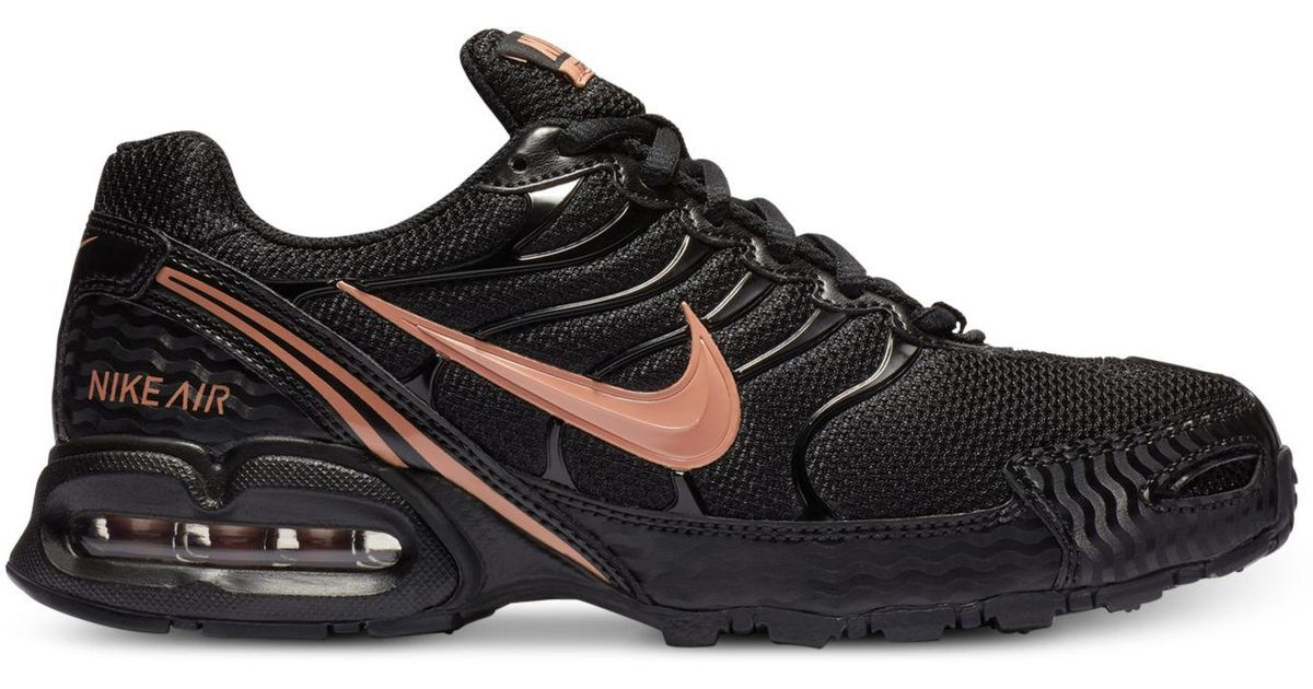 the latest e5c8d 9d80a Nike Air Max Torch 4 Running Sneakers From Finish Line in Black - Lyst