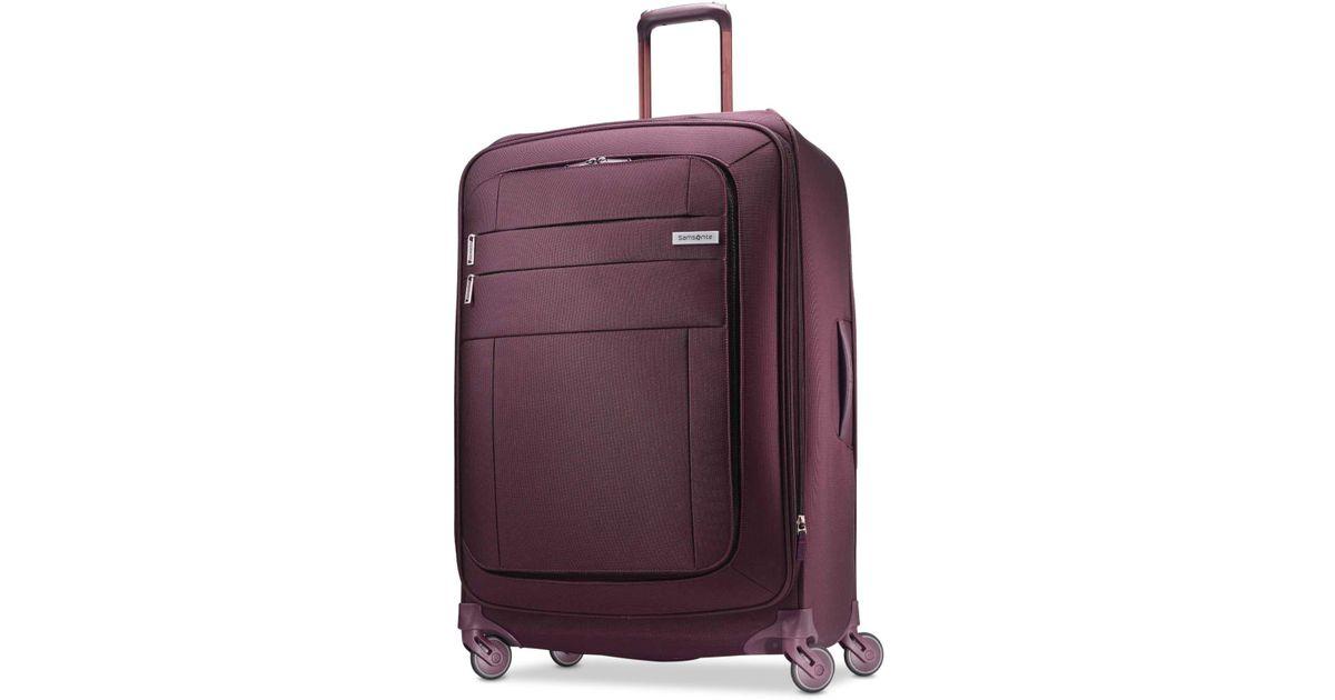 arriving latest style of 2019 how to buy Samsonite - Purple Agilis 30