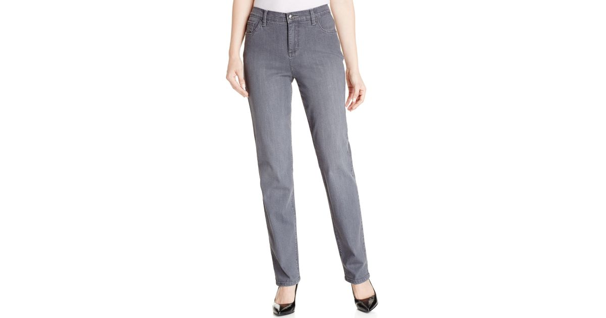 Womens Lee Classic Fit Straight Leg Jeans