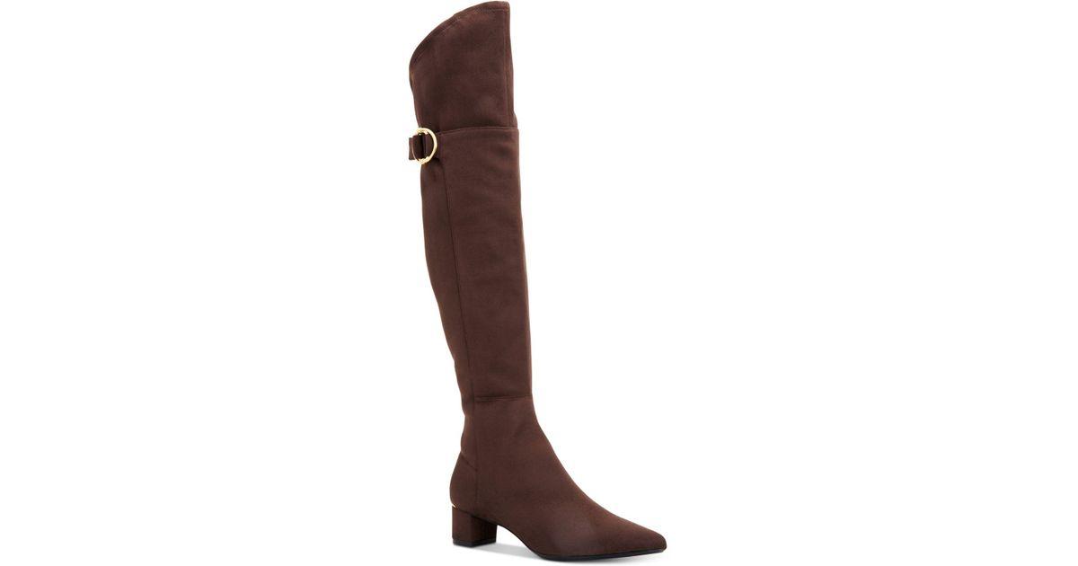 Womens Boots CARLOS by Carlos Santana Emily Taupe