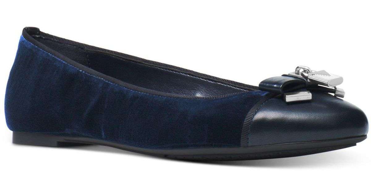 Alice ballerina shoes - Blue Michael Michael Kors zfBEoAqs