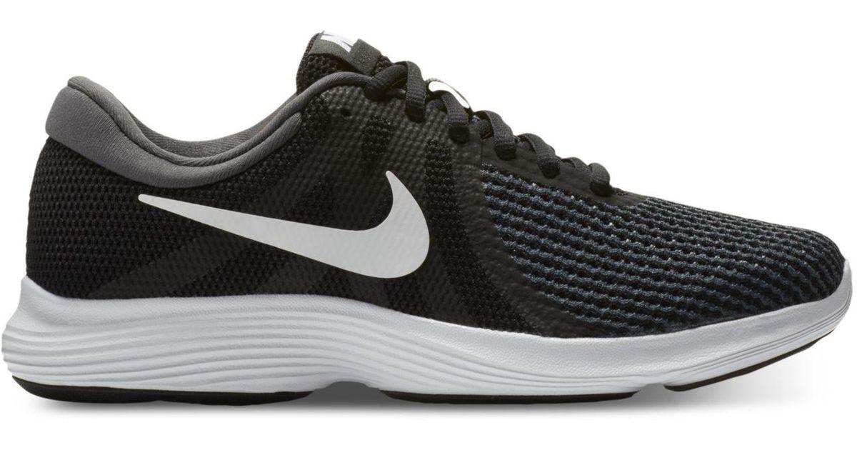 Nike Women's Revolution 4 Running Sneakers from Finish Line 51M2XBHPQt