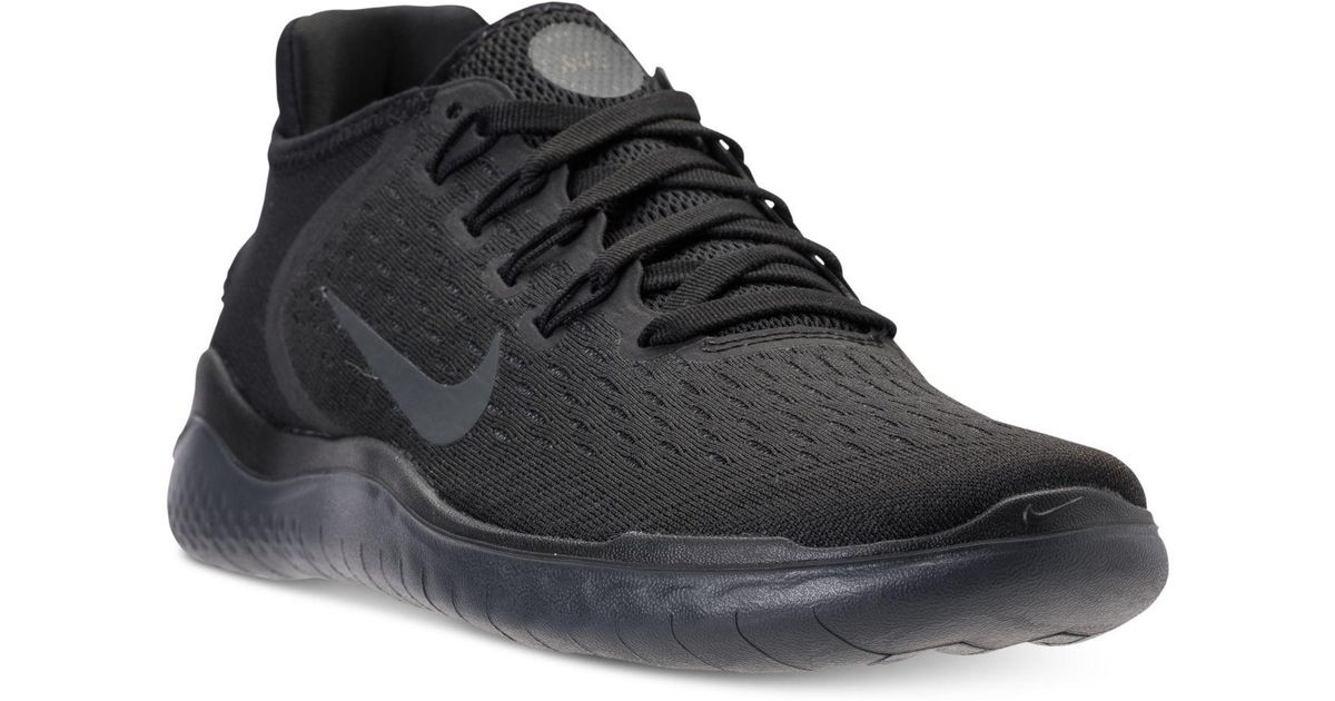 promo code 5502d 8500a Nike Free Rn 2018 (black anthracite) Running Shoes in Black - Save 33% -  Lyst
