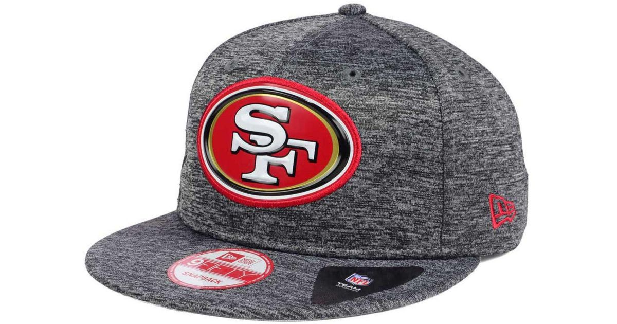 sale retailer e94a2 35944 Lyst - Ktz Shadow Tech 9fifty Snapback Cap in Gray for Men
