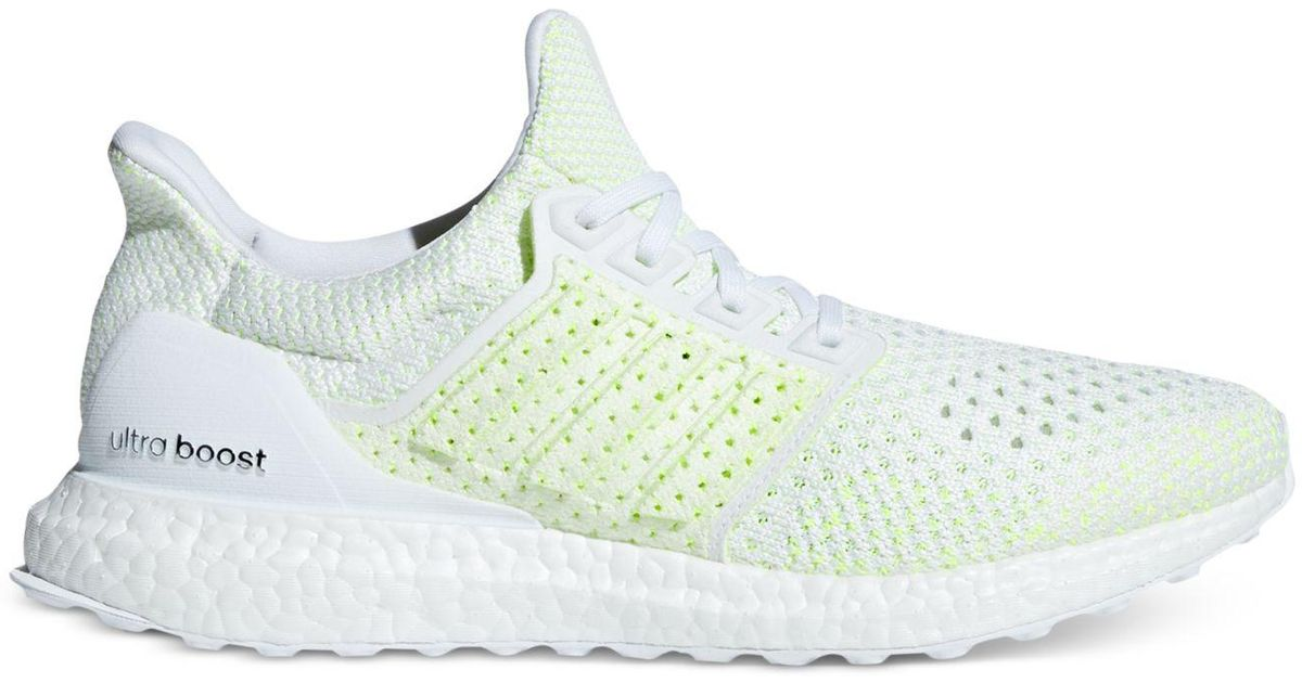 cb970c56d533a Lyst - adidas Ultraboost Clima Running Sneakers From Finish Line in White  for Men