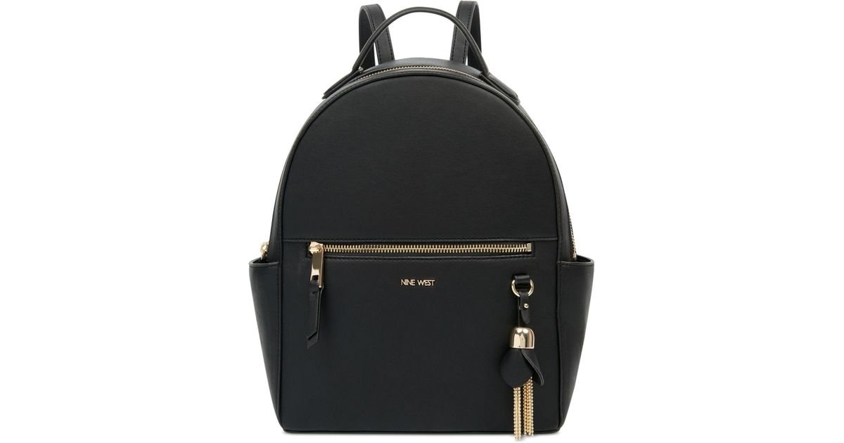 31d3c3bc42 Lyst - Nine West Briar Small Backpack in Black - Save 40%