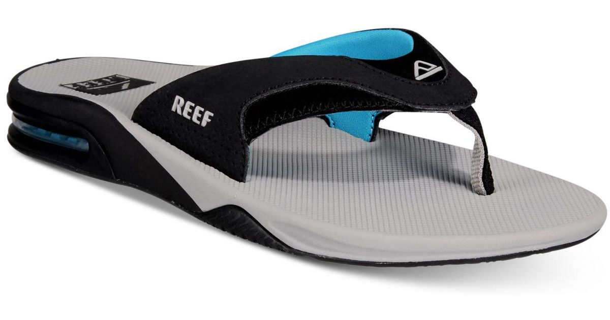 e26a44d0f9d View Fullscreen special sales 0a1a0  Lyst - Reef Fanning Thong Sandals With Bottle  Opener in Blue for Men dirt cheap 9370c ...