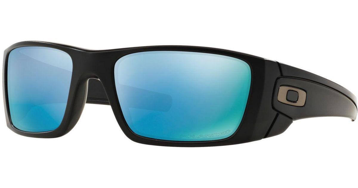 Oakley - Blue Oo9096 Fuel Cell Prizm Deep H20 for Men - Lyst
