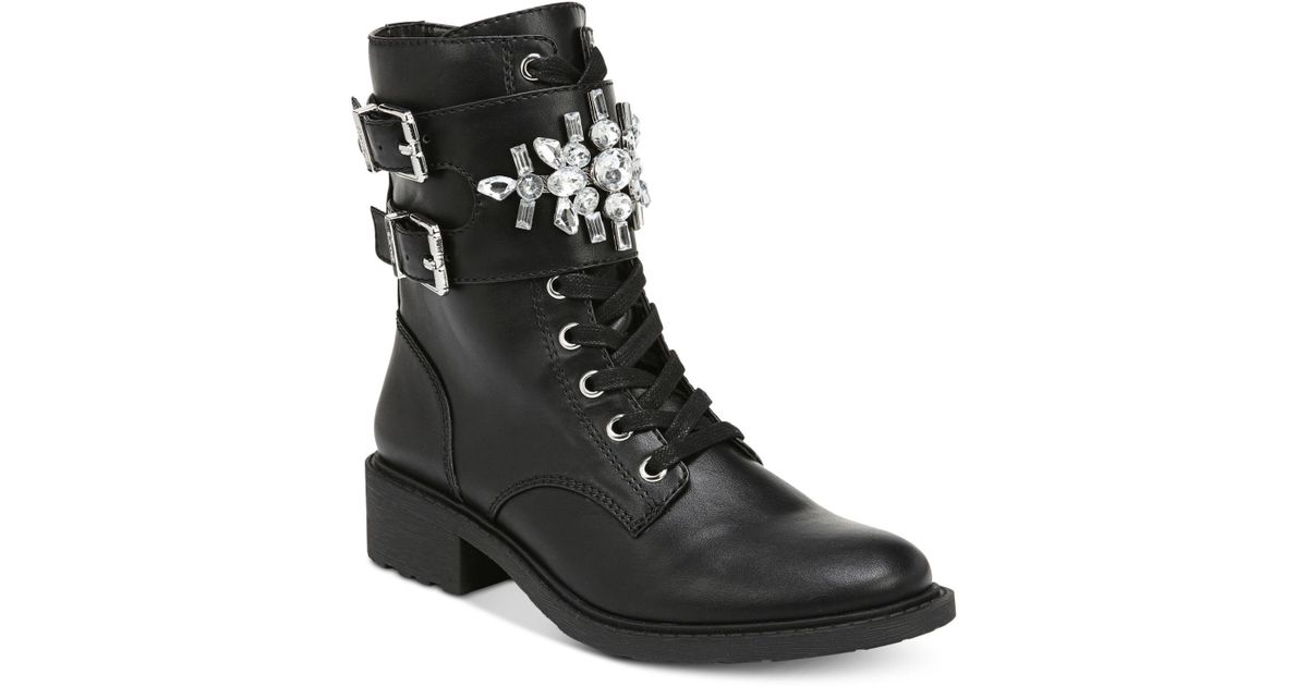 ff280db44 Lyst - Circus by Sam Edelman Dakota Boot in Black