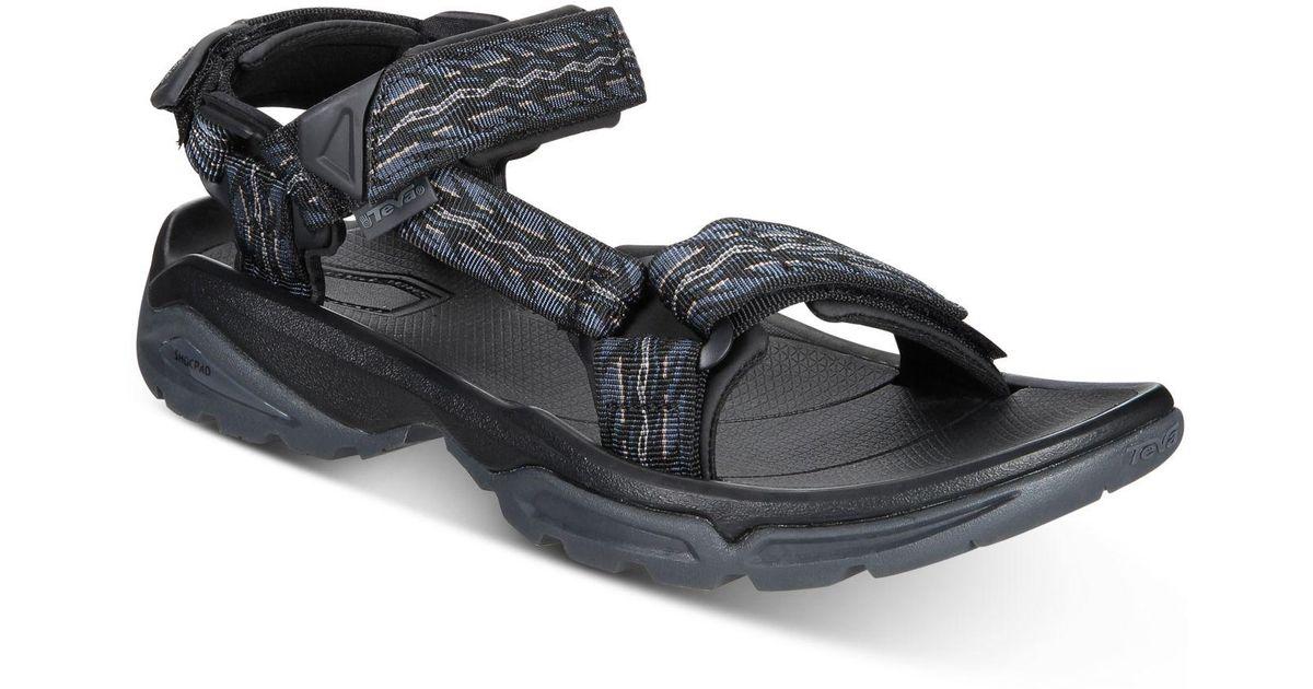 087d3eaa473 Lyst - Teva M Terra Fi 4 Water-resistant Sandals for Men