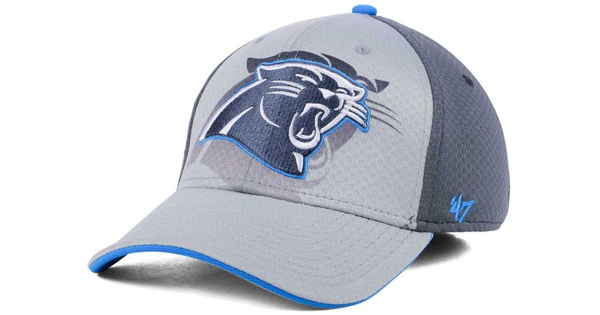 hot sale online 13f90 0d87d ... good lyst 47 brand greyscale contender flex cap in blue for men save  30.0 50694 43f16