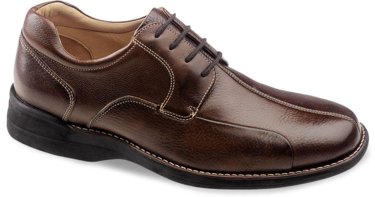Johnston & Murphy Men's Comfort Shuler Bike Toe Oxford Men's Shoes GWYNw4m