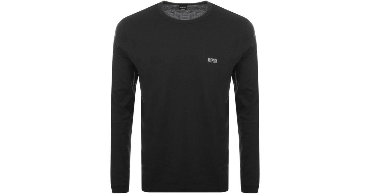 24b0e33e2 BOSS Athleisure Togn T Shirt Black in Black for Men - Lyst