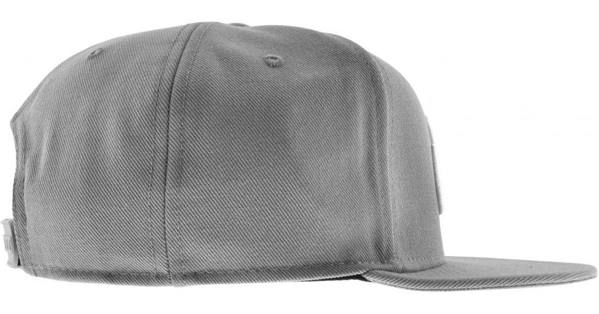 06b021a15 Nike - Gray Classic True Snapback Cap Grey for Men - Lyst